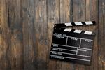Сlipart film clapperboard clapper clapboard chalkboard   BillionPhotos