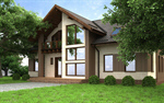 Сlipart House Sold Residential Structure Family Black 3d  BillionPhotos