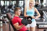 Сlipart workout trainer personal club instructor photo  BillionPhotos