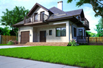 Сlipart Family House Residential Structure Real Estate Cheerful 3d  BillionPhotos