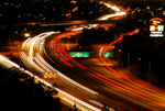 Сlipart Jakarta Indonesia City Night Overpass photo  BillionPhotos