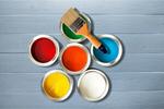 Сlipart Paint Paint Can Hardware Store Can Paintbrush   BillionPhotos