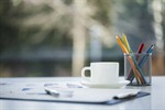 Сlipart desk business document paper clipboard photo  BillionPhotos
