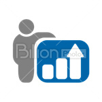 Сlipart Business People Organization Leadership Manager vector icon cut out BillionPhotos