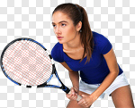 Сlipart Tennis Women Sport Female Playing photo cut out BillionPhotos