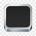 Сlipart Push Button Button Backgrounds square steel vector cut out BillionPhotos