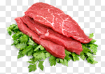 Сlipart meat beef sirloin pork raw photo cut out BillionPhotos