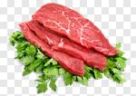 Сlipart meat beef sirloin pork raw photo cut out BillionPhotos
