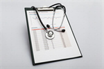 Сlipart Medical Chart Medical Exam Healthcare And Medicine Stethoscope Clipboard photo  BillionPhotos