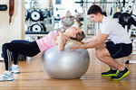 Сlipart Instructor Exercising Sport Gym Teenager photo  BillionPhotos