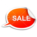Сlipart sale price clearance discount coupon vector icon cut out BillionPhotos