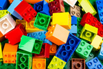 Сlipart lego toy brick nobody green photo  BillionPhotos