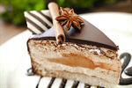 Сlipart cake italian desserts cream closeup photo  BillionPhotos