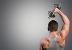Сlipart Gym Weight Training Men Weightlifting Exercising   BillionPhotos