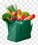 Сlipart Groceries Shopping Bag Shopping Bag reusable photo cut out BillionPhotos