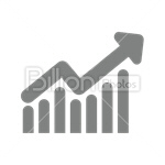 Сlipart Graph Chart Diagram Report Data vector icon cut out BillionPhotos