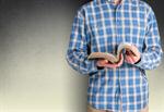 Сlipart Book Reading Bible Student Men   BillionPhotos