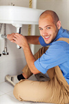 Сlipart plumber wrench man handsome pipe photo  BillionPhotos