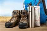 Сlipart hiking hike camping boot backpack   BillionPhotos