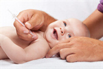 Сlipart infant syringe injecting baby white photo  BillionPhotos