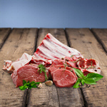 Сlipart chop meat lamp raw barbecue   BillionPhotos