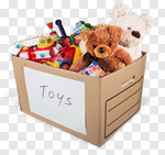 Сlipart toy box drive relief bank photo cut out BillionPhotos