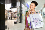 Сlipart Shopping Women Customer Shopping Bag Retail   BillionPhotos