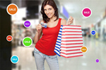 Сlipart Shopping Credit Card Women Clothing Fashion   BillionPhotos