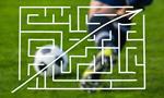 Сlipart maze concept shortcut way search   BillionPhotos