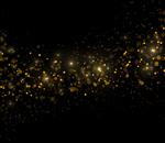 Сlipart glitter glittering light black lights photo  BillionPhotos
