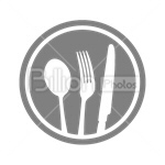Сlipart Symbol Food Icon Set Restaurant Coffee vector icon cut out BillionPhotos