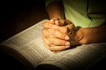 Сlipart Bible Praying Silence Women Human Hand photo  BillionPhotos