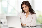 Сlipart Laptop Women Computer Using Laptop Business   BillionPhotos
