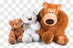 Сlipart Toy Stuffed Animal Child Animal Homemade photo cut out BillionPhotos