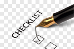 Сlipart Checklist List Chores To Do List Checkbox photo cut out BillionPhotos