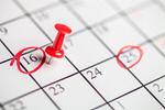 Сlipart Calendar Event Personal Organizer Planning Thumbtack photo  BillionPhotos